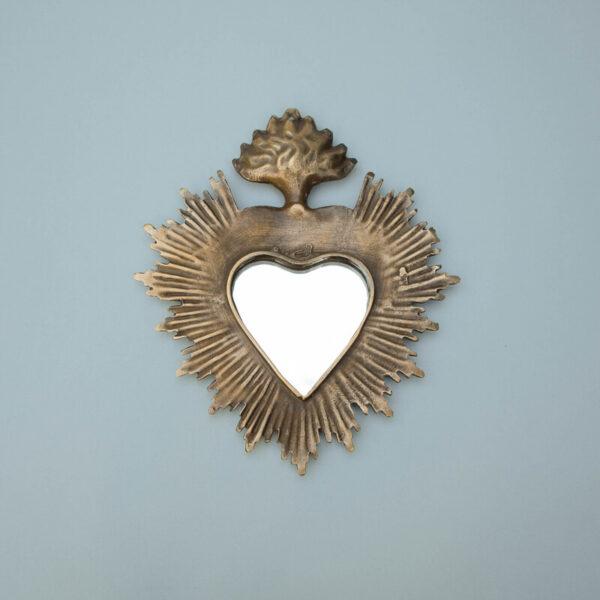 Corazon espejo