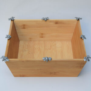 Caja Bambu